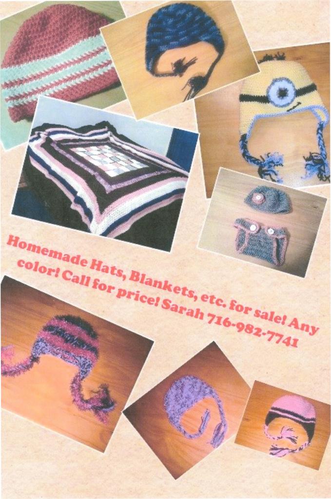 Knitting by Sarah - (716) 982-7741